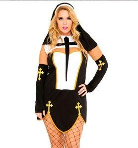 Plus size bad habit nun costume